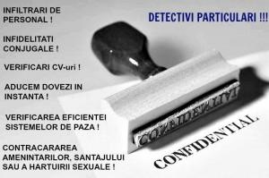 PRODETECTIVEAGENCY INFILTRARI DE PERSONAL